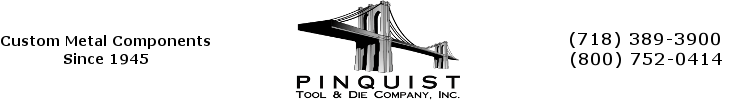Pinquist Tool & Die Co., Inc.